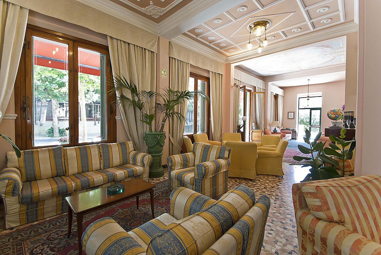 Hotel Maestoso Montecatini Terme